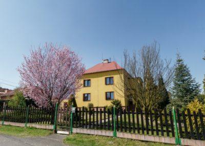Rodinný dům Petrovice u Karviné