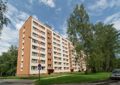 Byt 3+1, osobní vlastnictví, ulice Slovenská, Karviná