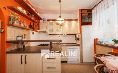 Prodej bytu 4+1 se zasklenou lodžií v Orlové