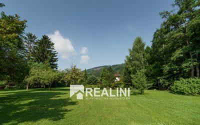 PRODÁNO: Prodej dvou domů – rodinné usedlosti s bazénem a tenisovými kurty Frýdlant nad Ostravicí