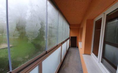 Pronájem bytu 2+1 s balkónem i lodžií v Karviné